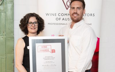 Winner Best Wine Book Award 2018